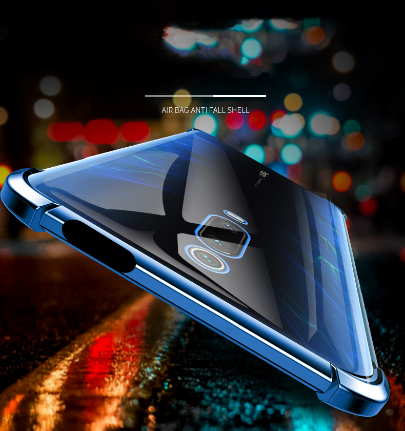 Bakeey Transparent Shockproof Plating Soft TPU Protective Case For Xiaomi Mi 9T/ Xiaomi Mi9T PRO / Xiaomi Redmi K20 / Xiaomi Redmi K20 PRO