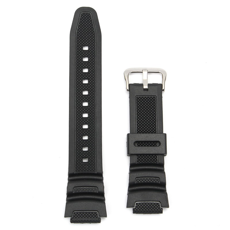 18mm Original Watch Strap Band For Casio SGW-300H SGW-400H S