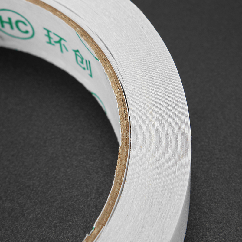 5Pcs 2cmx20m Double Sided Tape Roll Strong Adhesive Sticky DIY Crafts Office Supplies