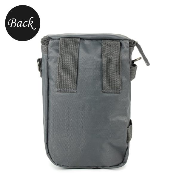 0d9881ff33 Nylon Waterproof Crossbody Bag Outdoor Sport Travel Waist Bag Cell Phone  Pocket