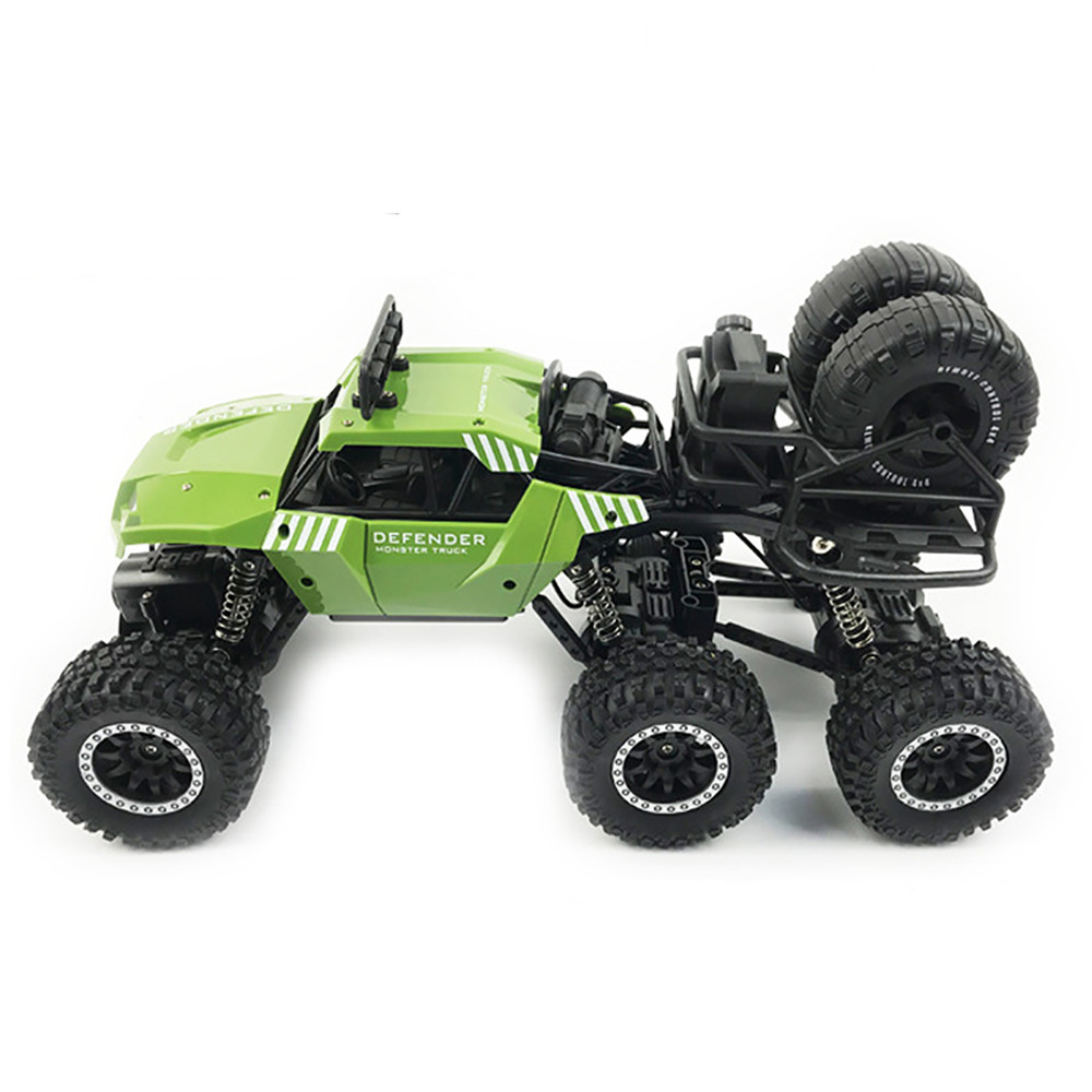SuLong Toys SL-3339 1/14 2.4G 6WD 20km/h Rc Car Off-Road Pick-up Truck RTR Toy - Photo: 10