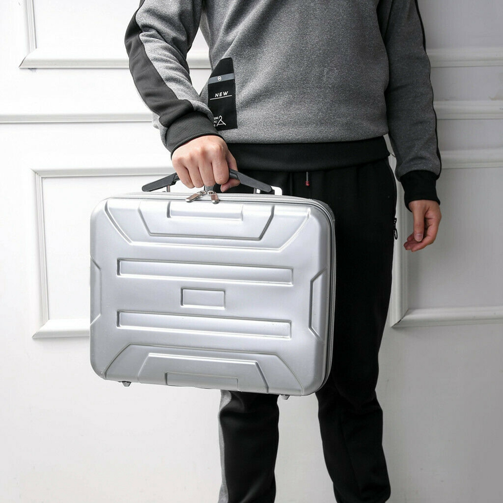 Waterproof Hardshell Storage Bag Suitcase Carrying Box Case for FIMI A3 RC Drone Quadcopter - Photo: 3