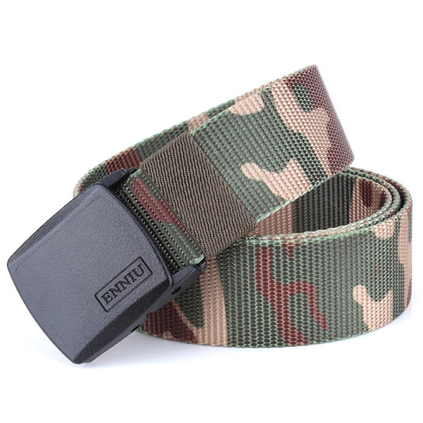 Nylon Classic Series Military Tactical Adjustable Belt