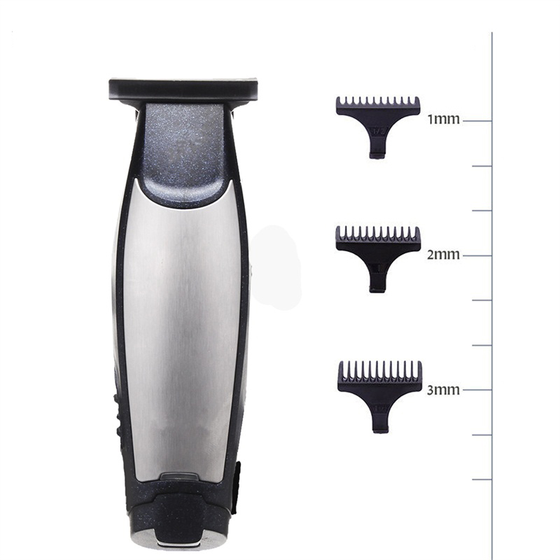 Electric Hair Trimmer Rechargeable Clipper Home Salon Use
