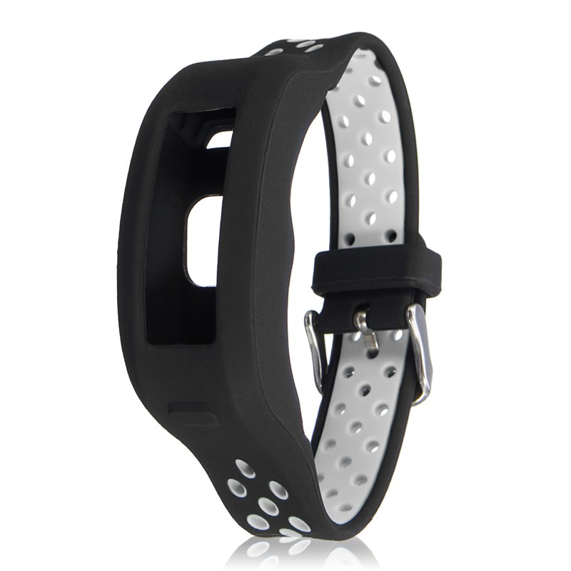 Silicone Watch Band Strap For Garmin Vivosmart HR Watch