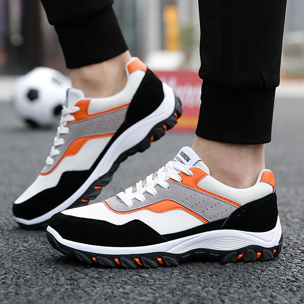 Breathable Outdoor Sneakers