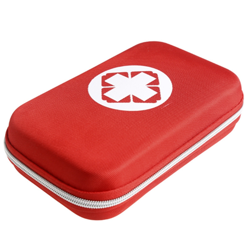 Handheld First Aid Bag Emergency Rescue Treatment Case Hiking Outdooors Sport