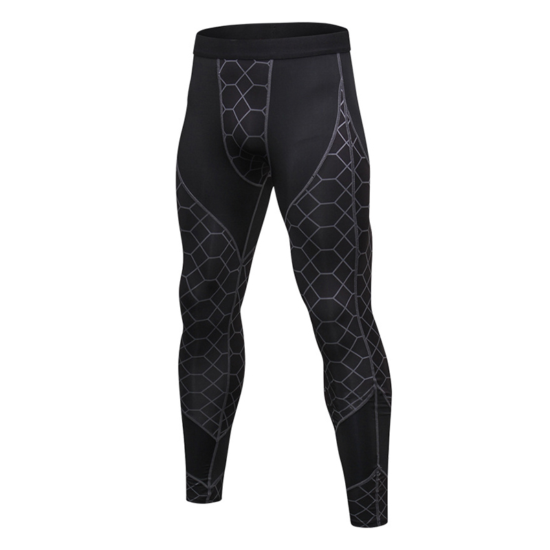 Mens Training Quick-drying Elastic Bottoms