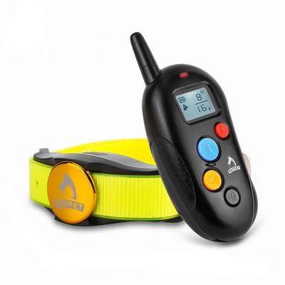 PATPET P-collar 310 EU Plug Dog Training Collar Rechargeble Remote Dog Shock Collar Pet Trainer