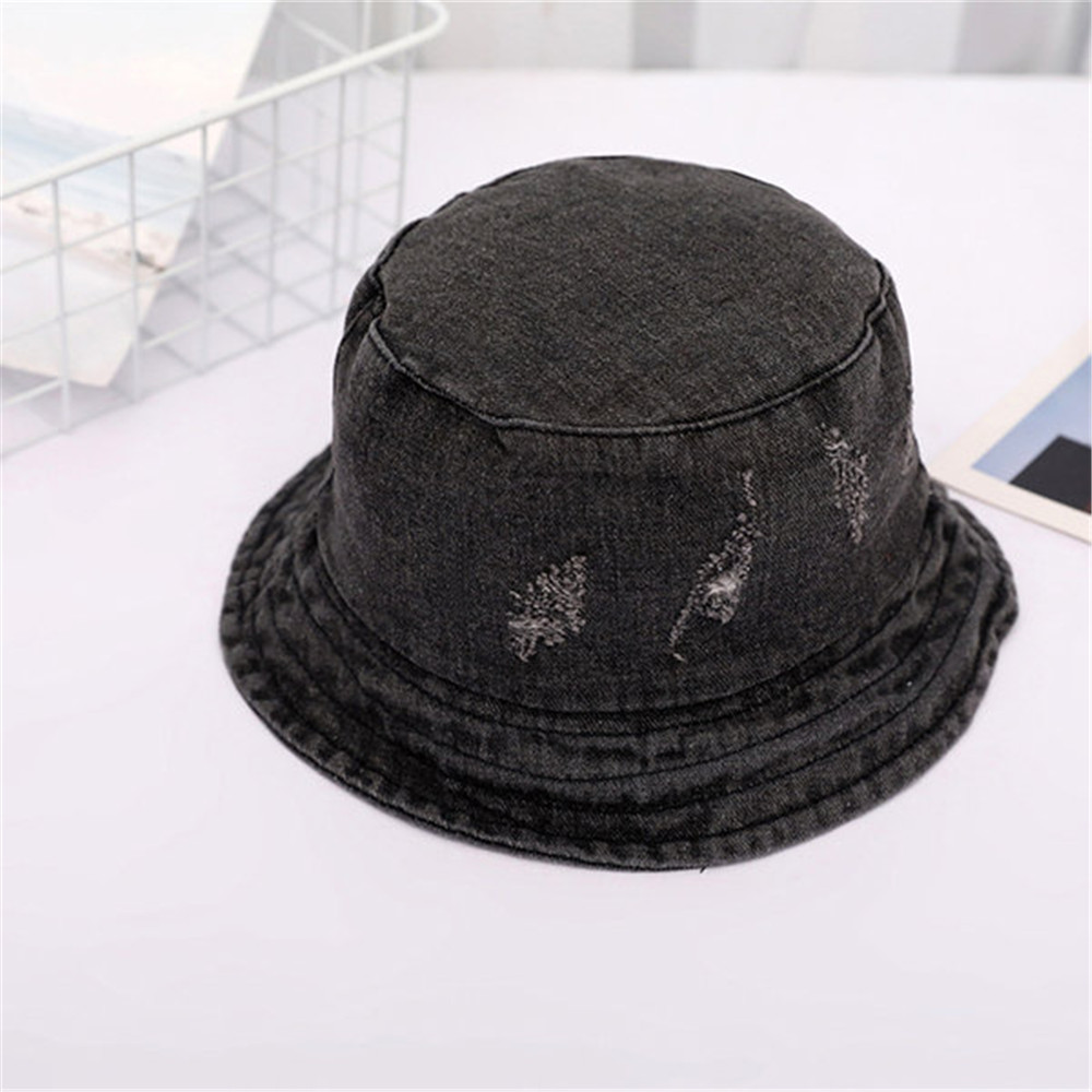 Men Outdoor Sunshade Cowboy Fisherman Hat