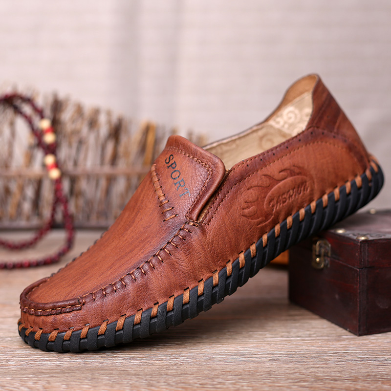 Comfy Soft Leather Loafers