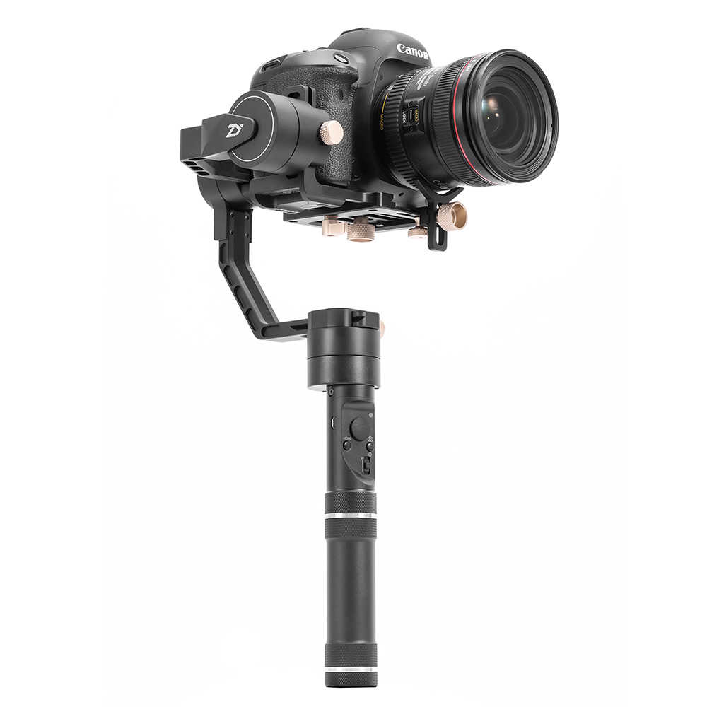 Купить со скидкой Zhiyun Crane Plus 3 Axis Handheld Gimbal Stabilizer for Mirrorless DSLR Cameras