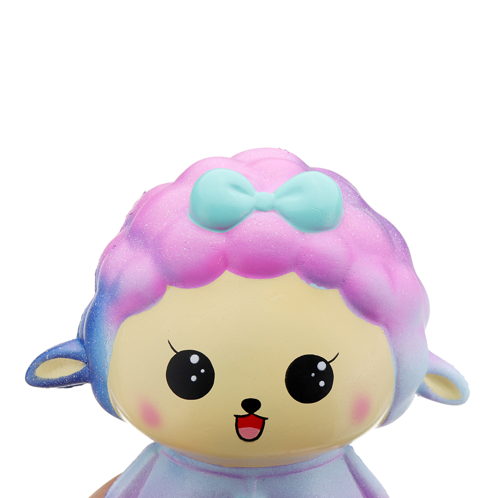 Eric Galaxy Sheep Squishy 25*18*15CM Licensed Slow Rising With Packaging Collection Gift Soft Toy