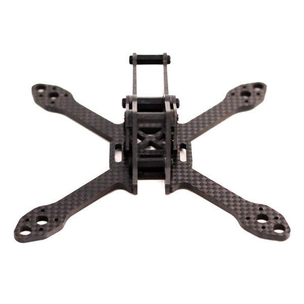 A-max Akitainu 130X 130mm Wheelbase 3mm Arm RC Drone FPV Racing Frame Kit support Runcam Micro Swift
