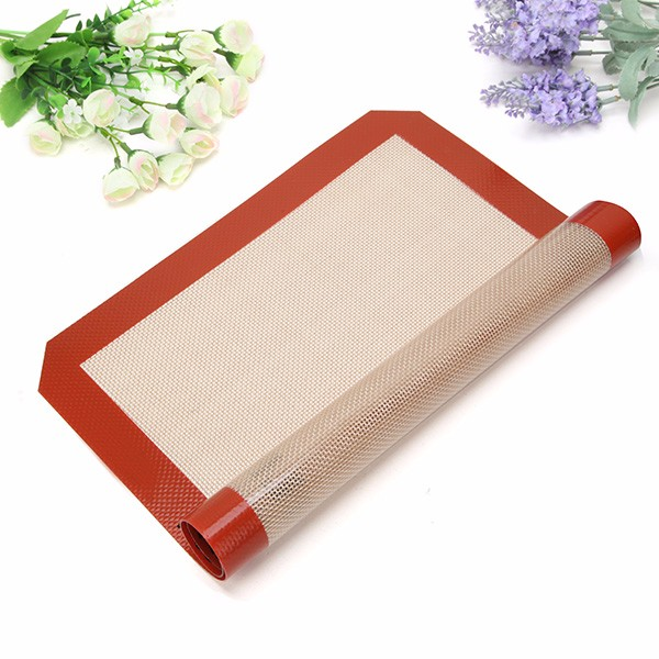 Honana Silicone Non-stick Baking Mat Mough Mat Pad Cookie Cake Making Tool