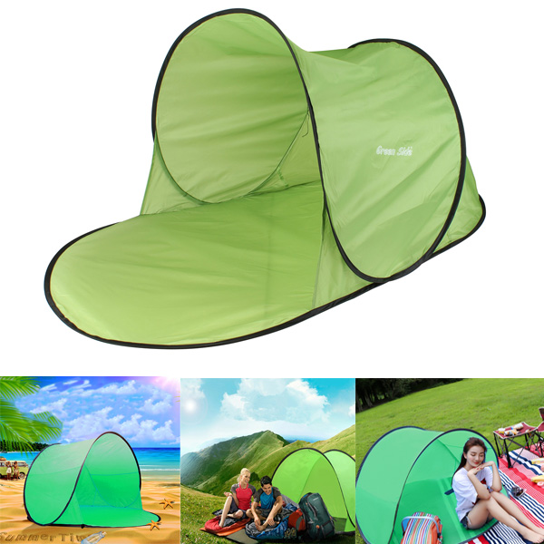 Outdoor Camping Tent UV Protect Tarp Sun Shade Fishing