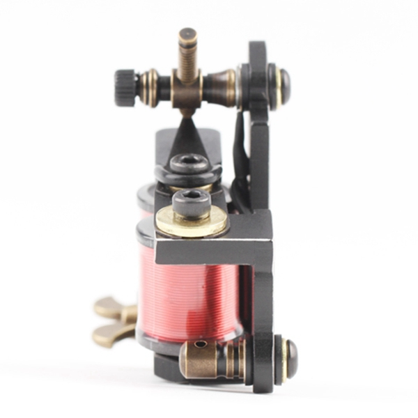 OCOOCOO T250A 8000 R/Minute Professional Perfect Carving Shader Tattoo Machine for Masters