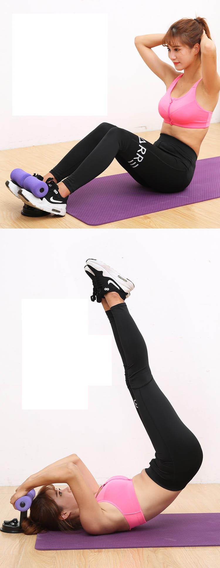 KALOAD Sit-ups Assistive Fitness Equipment Legs Waist Abdomen Beauty Sports Exercise Tools