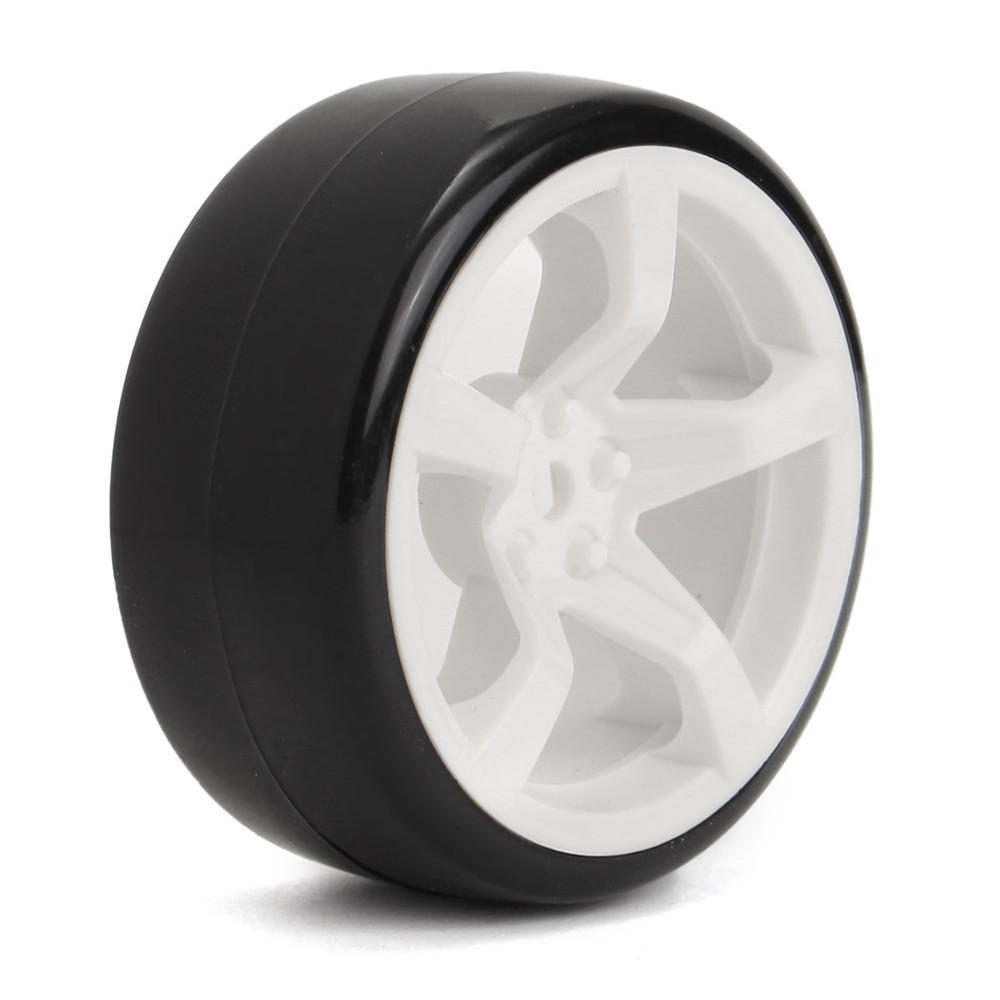 4 PCS 1/10 RC Car Wheel Tires Set Tyre Wheel Rim For Traxxas For HSP Tamiya HPI