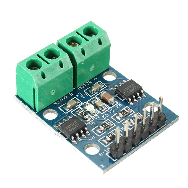 10Pcs L9110S H Bridge Stepper Motor Dual DC Driver Controller Module For Arduino