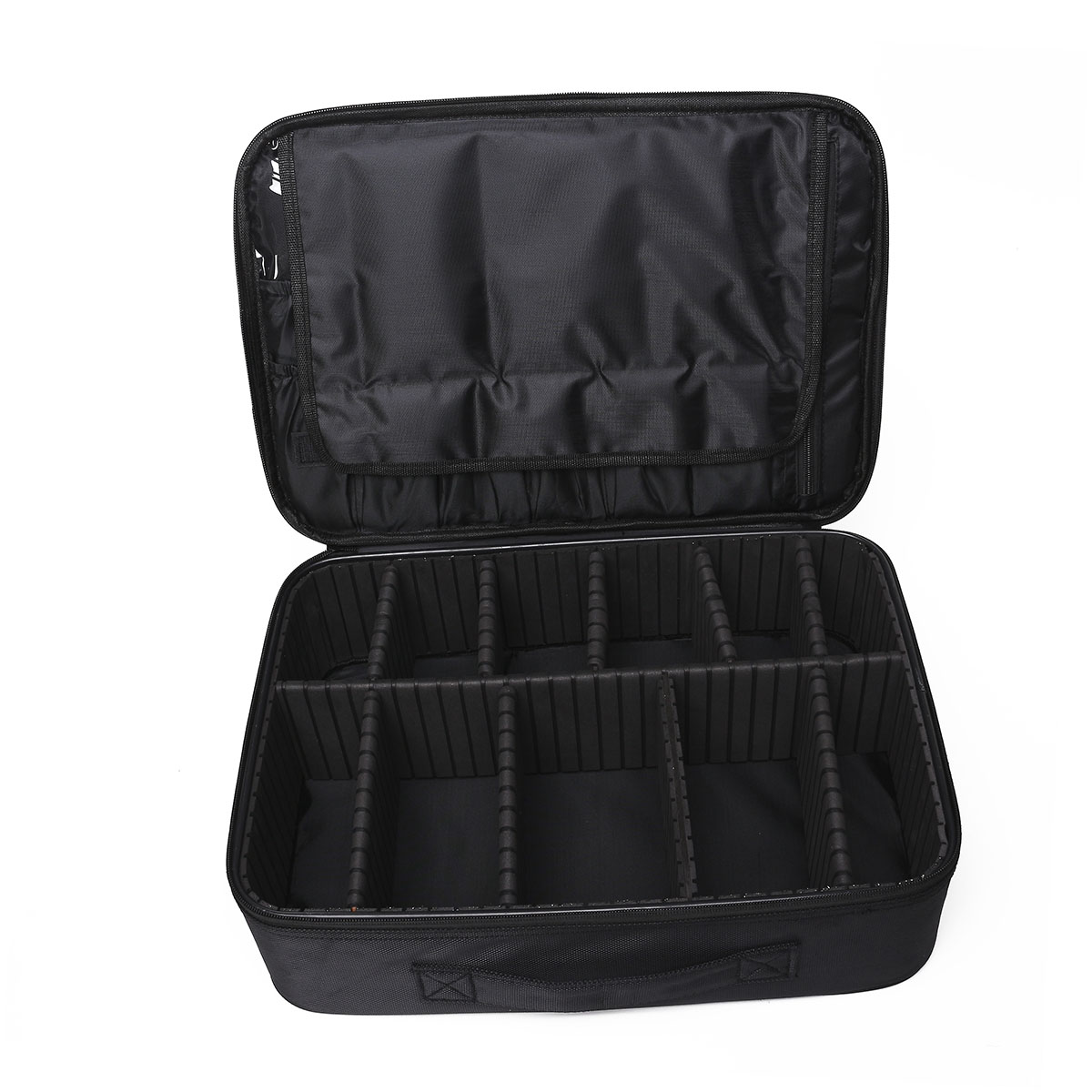 Detachable Travel Bag Toiletry Kit Portable Makeup Brushes Pouch Holder Storage Shoulder Bags