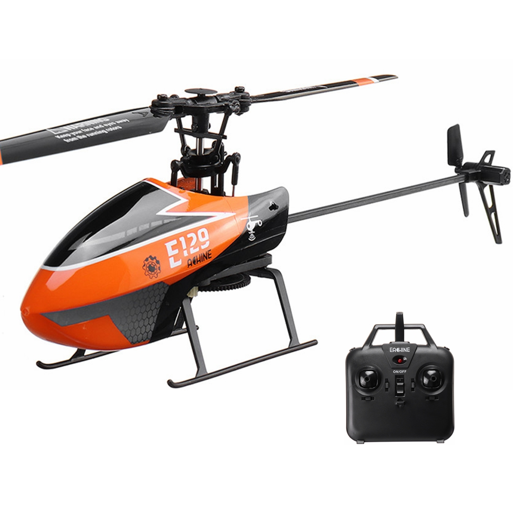 Eachine E129 RC Helicopter Parts 2.4G 4CH Transmitter Mode 1/Mode 2