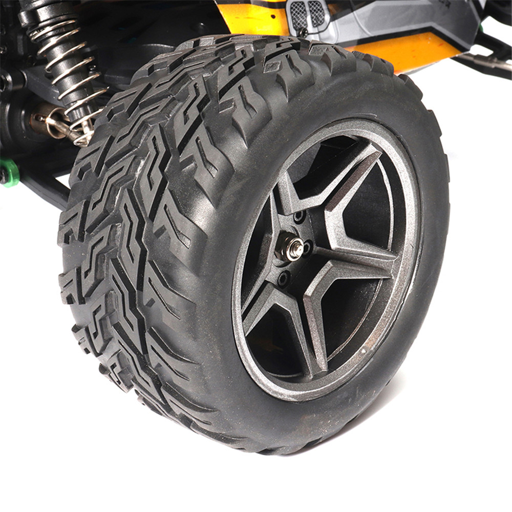 Wltoys A343 1/12 2.4G 2WD 35km/h Racing Rc Car Desert Off-road Truck Toys With Led Light - Photo: 8