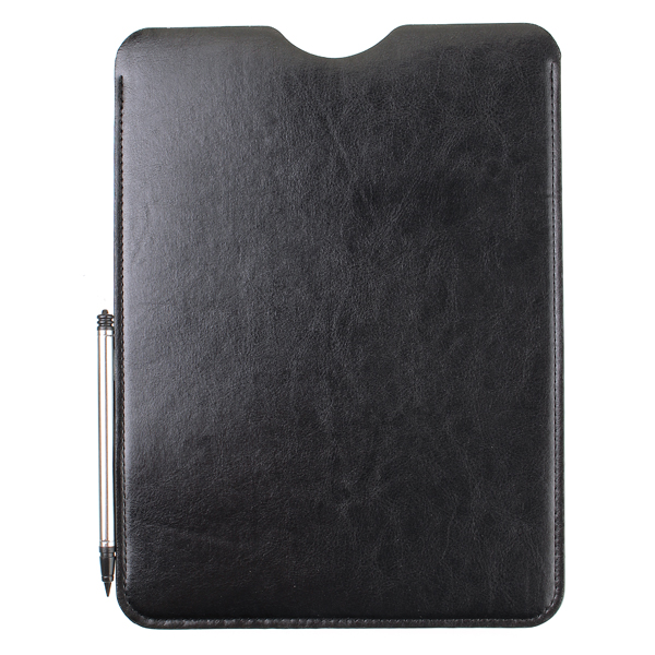 Howshow 12inch Protective Bag Cover Stainless Steel Pen For E-Note LCD Writing Tablet