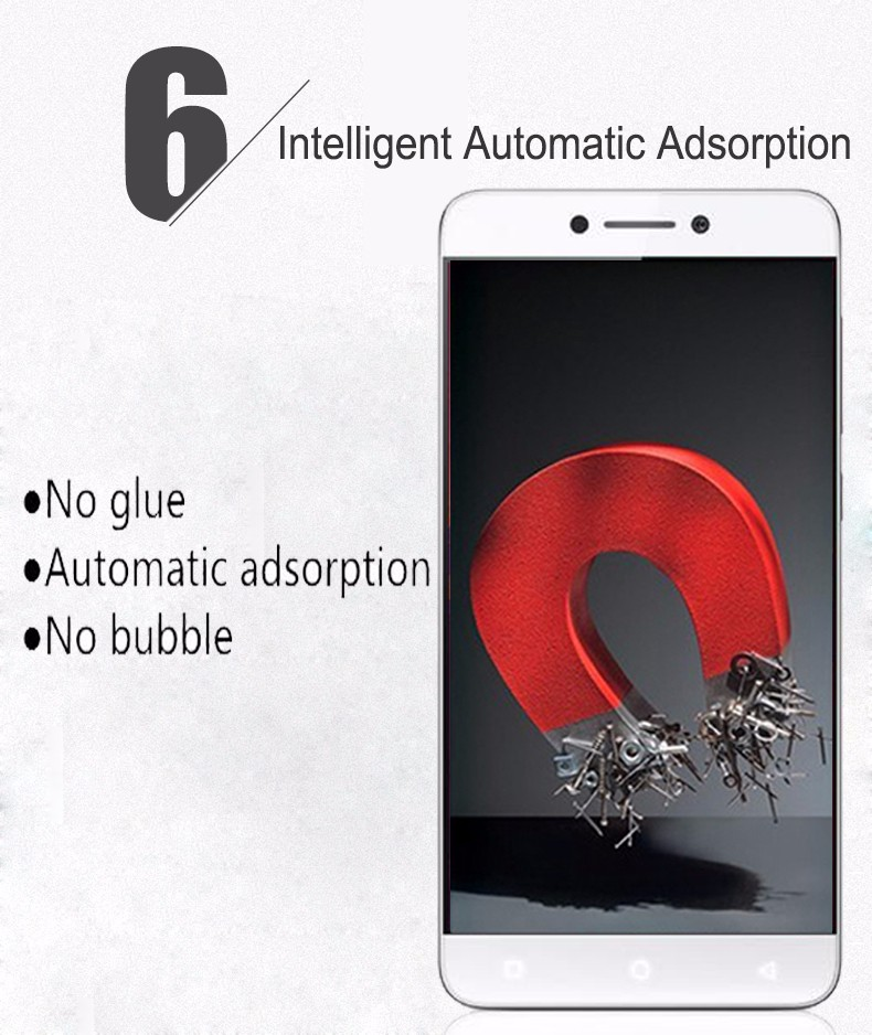 BAKEEY 9H Anti-Explosion Tempered Glass Screen Protector For LeEco Coolpad Cool1 dual / LeRee Le 3