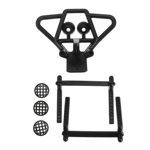 HBX 12891 1/12 Body Posts+ Bumper 12607 RC Car Parts