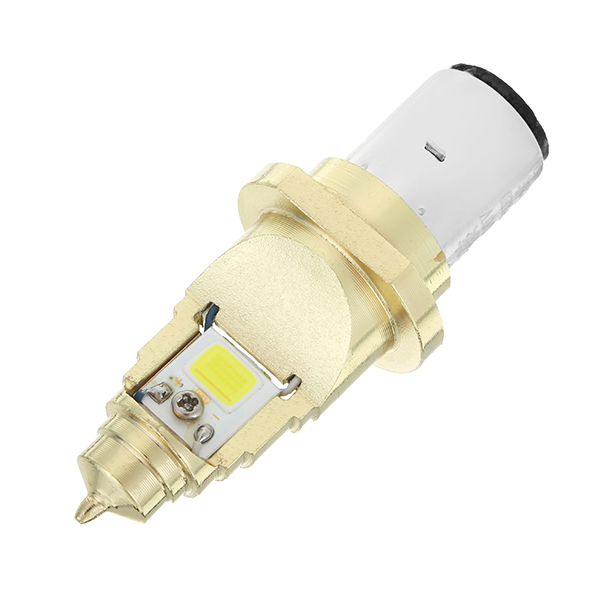 12-80V 1500lm Motorcycle Headlight Replacement COB Bulb High Low Beam Universal