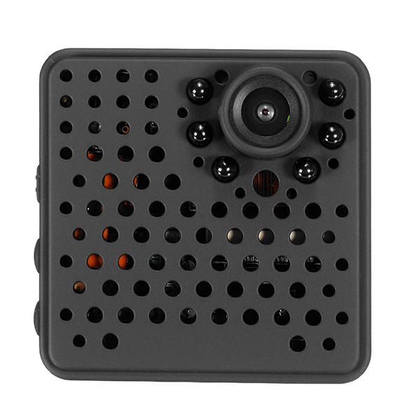 L17 Mini 1080P 6Pcs Invisible IR Lights Night Vision Camera Support Motion Detection 128GB TF Card