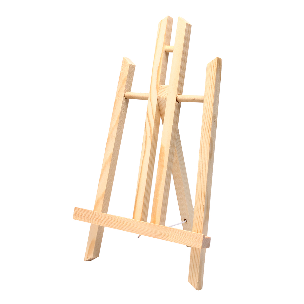Durable Wood Wooden Easels Display Tripod Art Artist Painting Stand Paint Rack