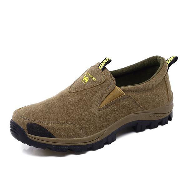 Men Comfy Outdoor Sneakers