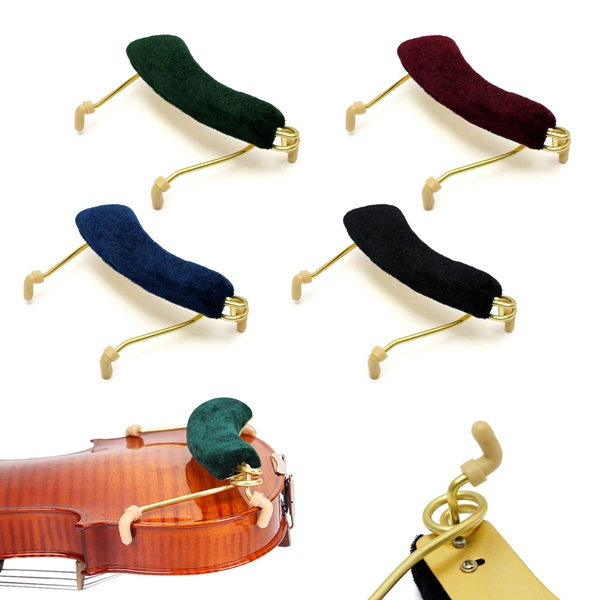 Violin Shoulder Rest Pad For 3/4 4/4 Fiddle Violin
