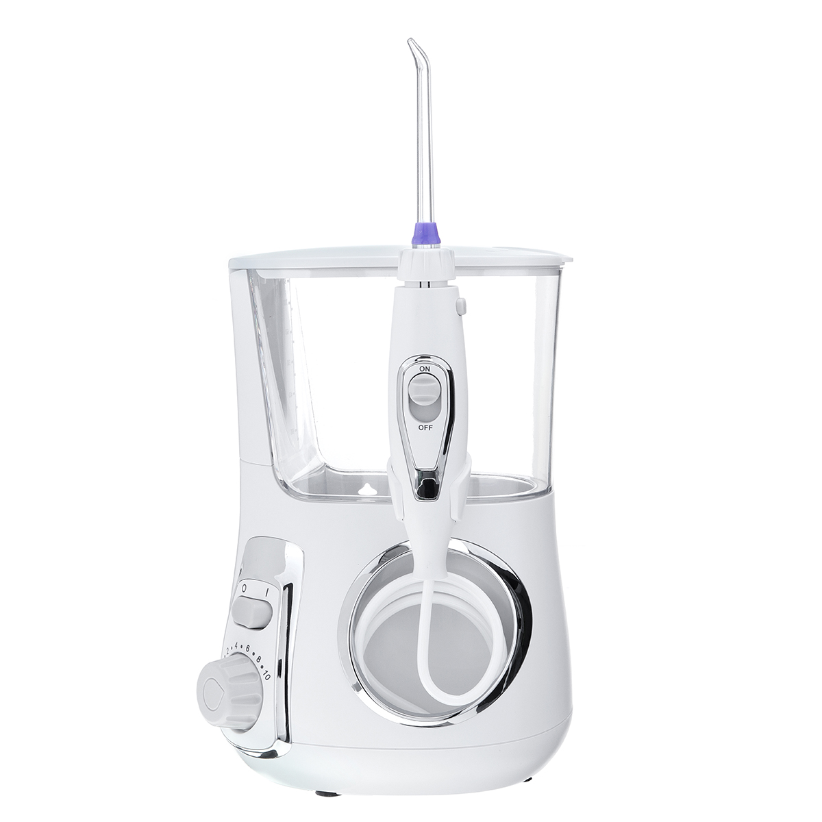 Electric Floss Oral Irrigator Tooth Cleaner