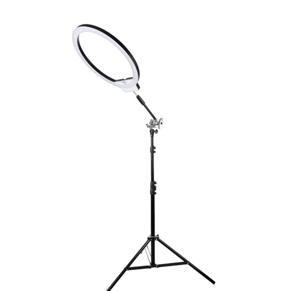 YONGNUO YN308 Wireless Remote LED Ring Light Video Light 5500K Color Temperature for Photography