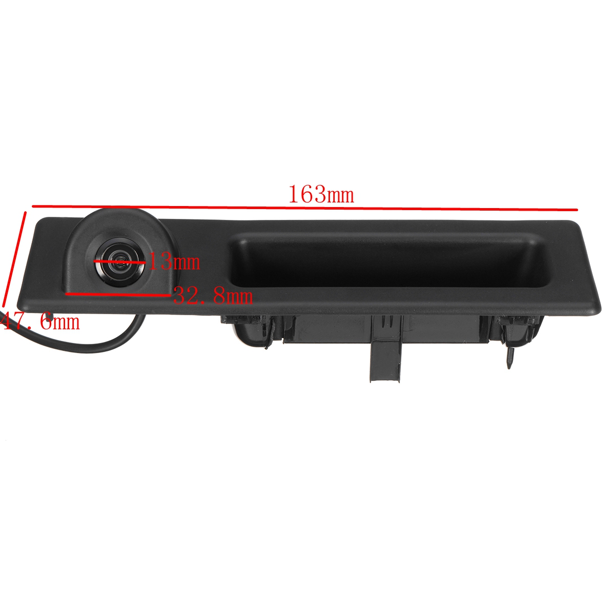 Car Truck Handle CCD Reversing Rear View Camera For BMW 3 Series F30 F31 F34 GT