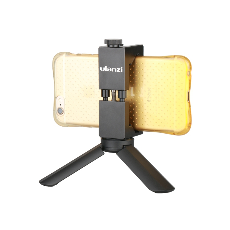 Ulanzi Universal Mini Tripod Monopod Foldable Stand For Smooth Q Smartphone Gimbal Stabilizer