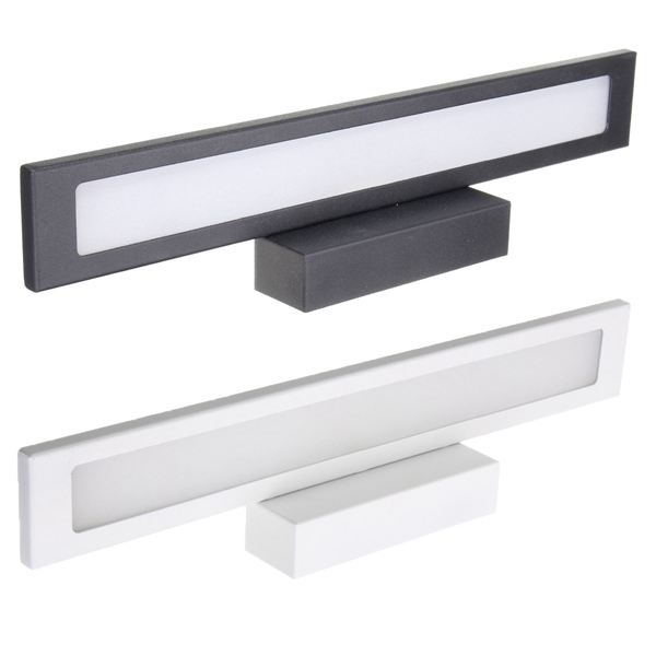 8W Modern LED Wall Light Bathroom Mirror Wall Sconce 40CM Lamp AC85-265V