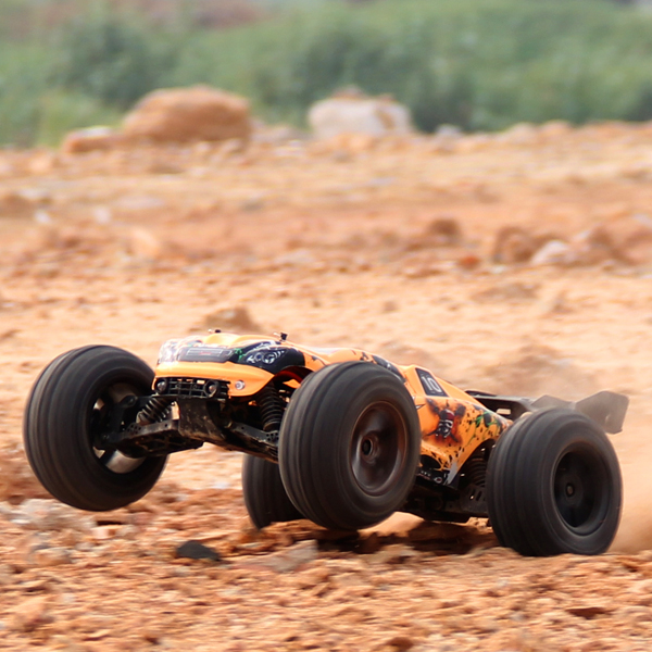 Vkar Racing 1/10 4WD Brushless Off Road Truggy BISON RTR 51201 RC Car