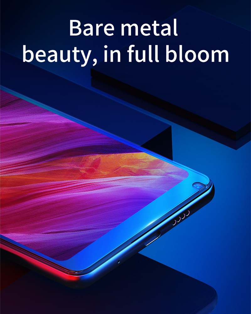 Baseus Anti Blue Light Ultra Thin 0.2mm Tempered Glass Screen Protector For Xiaomi Mix 2S