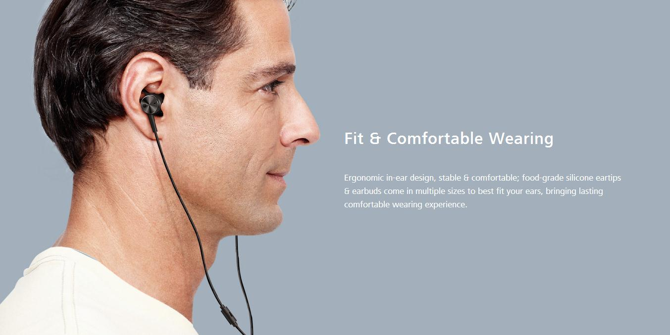 Huawei ANC 3 Earphone Hi-Res Audio Type-C Charge-Free 3 Mode Active Noise Cancelling Mic Headphones