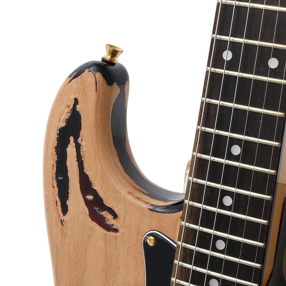 22 Frets SRV Electric Guitar Eged Hardware Alder Body Rosewood Fingerboard Music Instrument