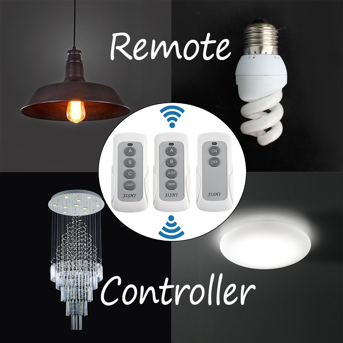 Ac180v240v Rf Remote Switch Controller Wireless About 3way Digital Control Light Lamp On Off 1way 2way