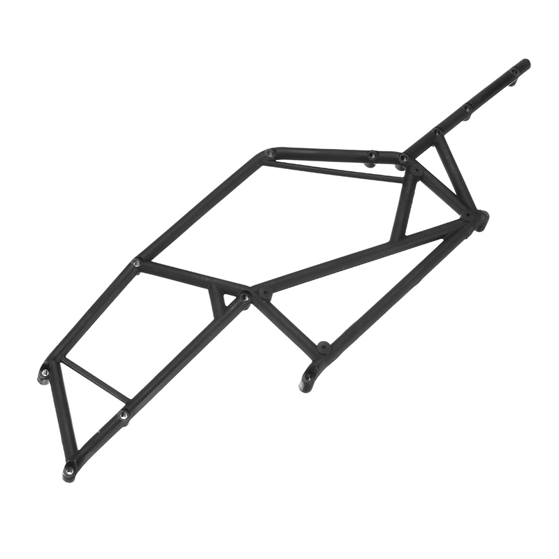 Car Cover Shell Canopy Frame Sides Parts For PRC 1/18 RC Crawler QX-4 Remote Control Car Bulk Parts