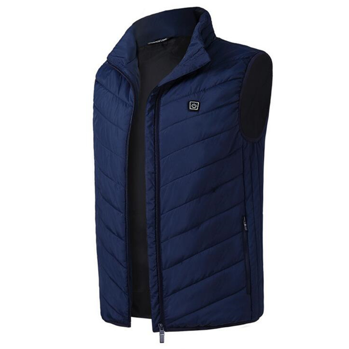 Electric Vest Heated Jacket USB Thermal Warm Cloth Winter Body Warmer