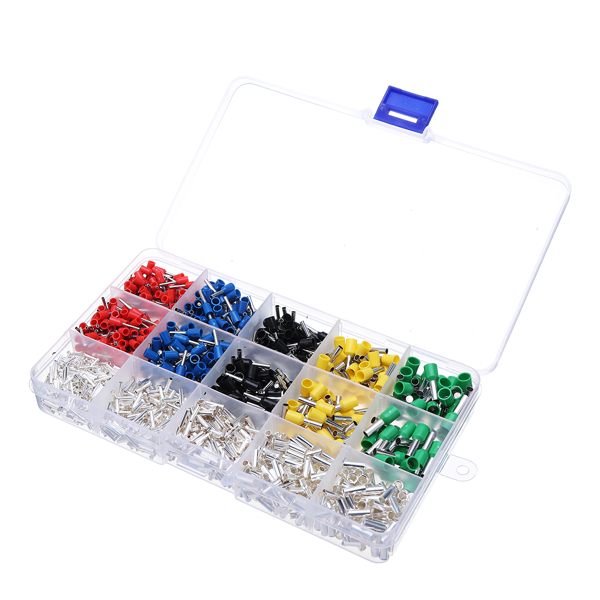 1350 Pcs Connector Wire Terminal Kit