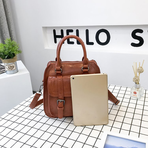 Women Vintage Multi-function Crossbody Bags