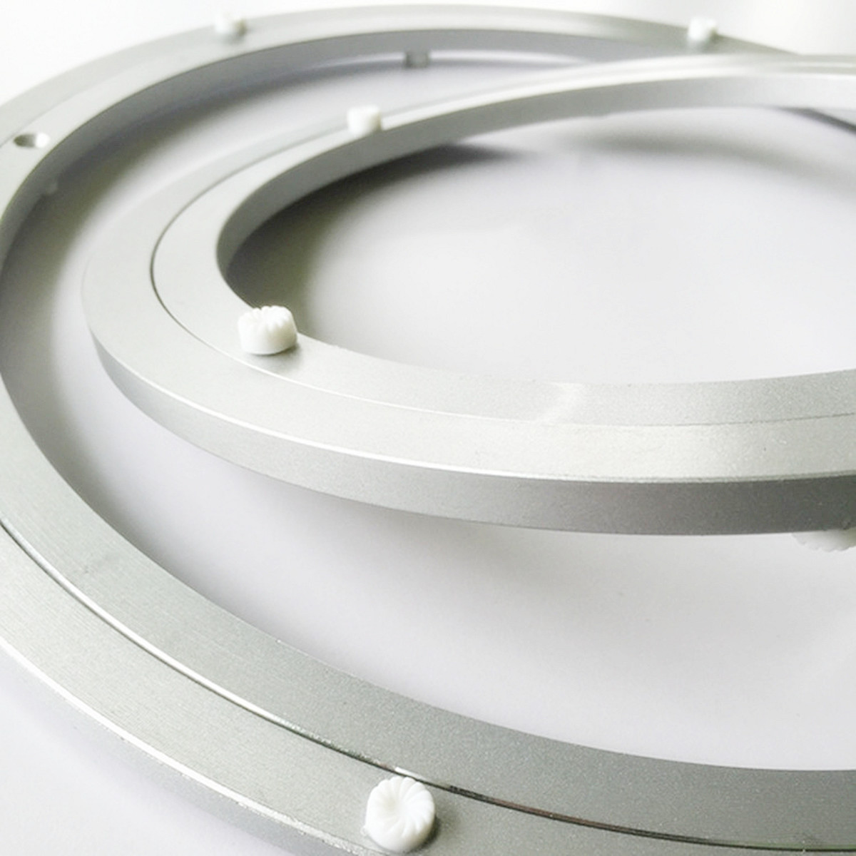 Heavy Duty Aluminium Rotating Bearing Turntable Turn Table Round Plate Tableware